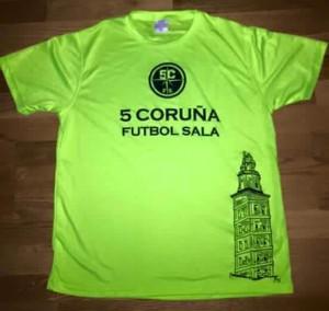 Camiseta Socios 5C